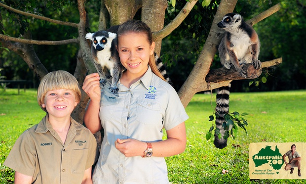 Steve Irwin's Australia Zoo 一天.30,两天.10