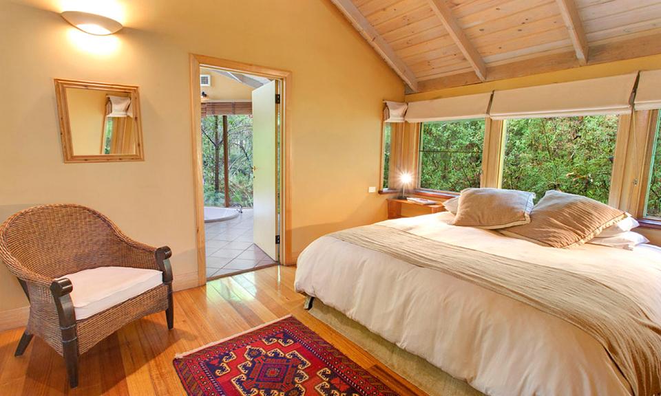 Yarra Valley雨林健康度假之旅,两人两晚只需9起(价值40)