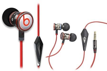 原价132的Monster iBeats 入耳耳机 含ControlTalk 只需$69!