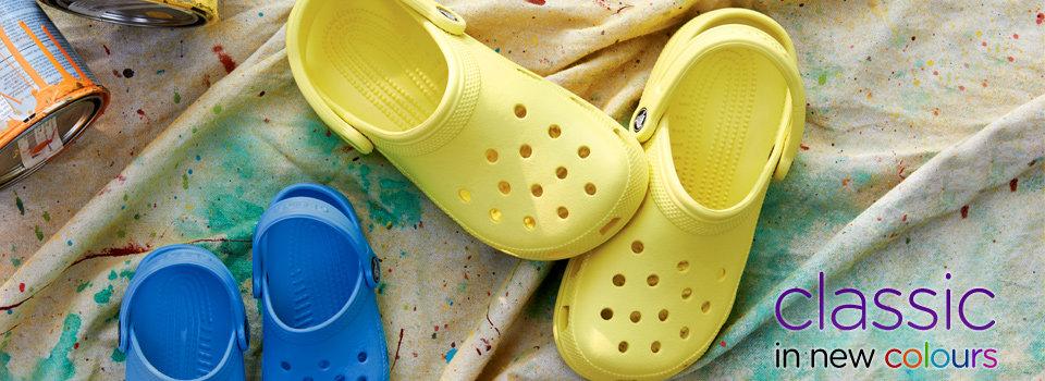 Crocs 时尚拖鞋情人节特价