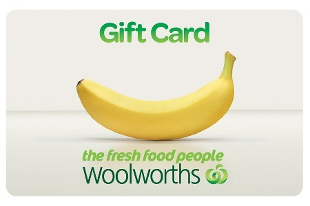 Woolworths 购物卡5%OFF Via Groupon