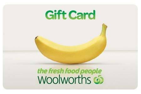 Woolworths 购物卡5%OFF Via Groupon