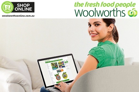 Woolworths 线上购物60刀代金券只需50刀(新用户Only)