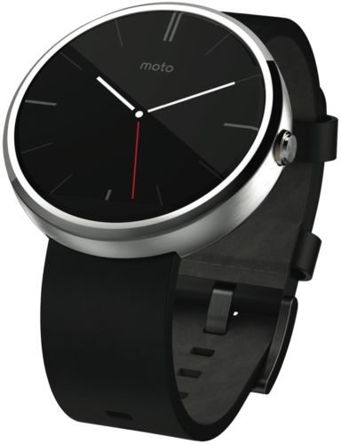 The Good Guys Ebay店,摩托罗拉MOTO360智能手表,$319,使用折扣码后更是只要$260!