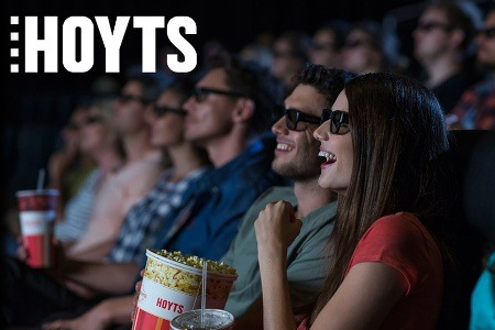 Hoyts 12个月会员 + 电影票 只要$10!