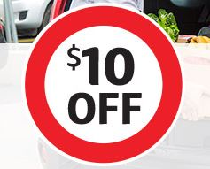 首次在Coles Online 购物满$100,可立减$10!