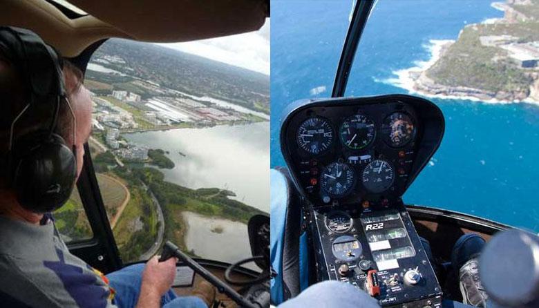悉尼Bankstown 专业直升机驾驶课程只要$259!