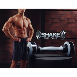Shake Weight 摇摆哑铃 只要$9.95!