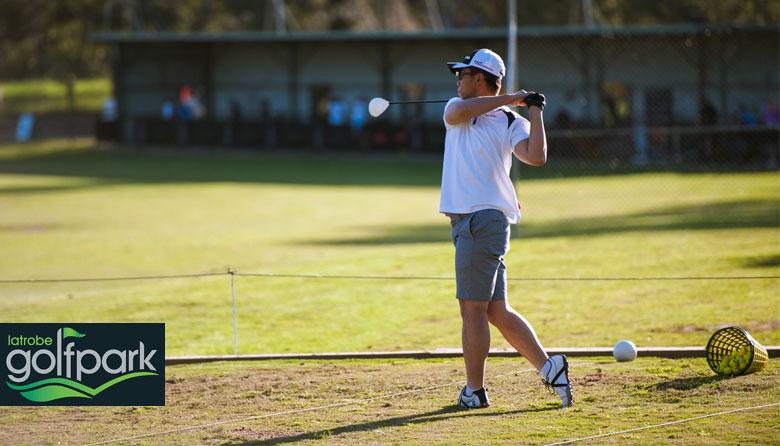 墨尔本 Latrobe 大学附近 高尔夫训练场,525个球只要$39!