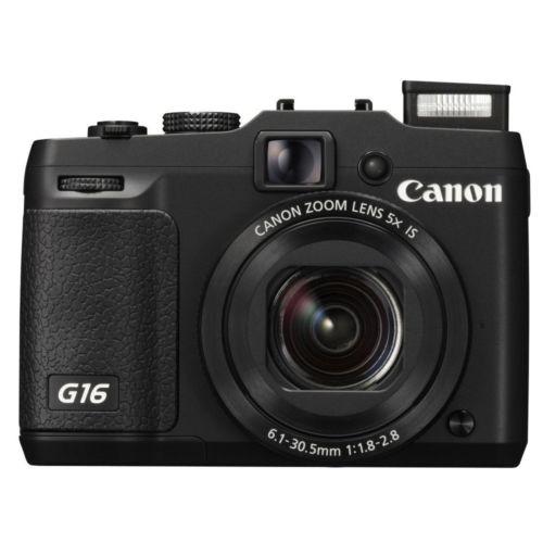 佳能(Canon) PowerShot G16 数码相机 只要$489