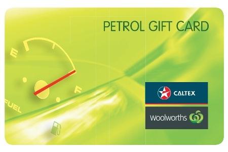 Caltex 加油卡 5% OFF!