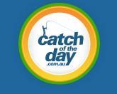澳洲特卖网站 Catch Of The Day 9周年活动:全部商品最高70%OFF!
