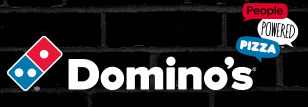 Dominos 任意鸡肉和虾类披萨