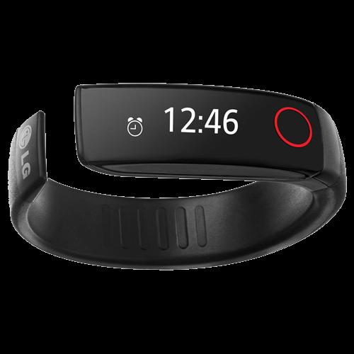 LG Lifeband Touch Activity Tracker 智能腕带,原价$89.95