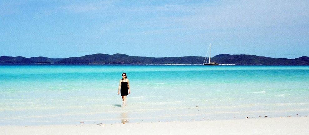 土澳除了海滩之外的其它的一些美景!