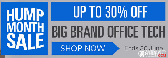 Ebay 部分办公及电子商品最高30%OFF!