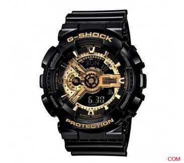 Casio G-Shock系列时尚双显运动石英男表手表,原价$269,Ebay团购价只要$169!