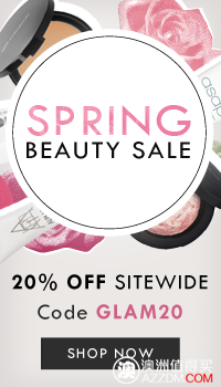 澳洲美容护肤网站 Skincare Store 全网所有商品 20%OFF!