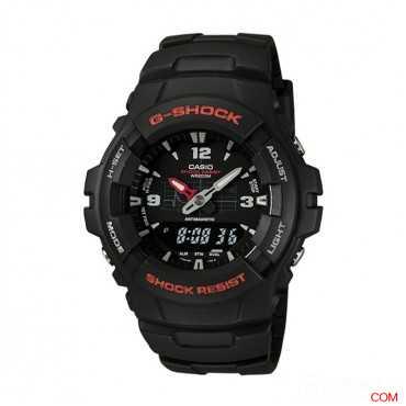 CASIO G-Shock 手表,原价$185.99,Ebay 团购价只要$99!