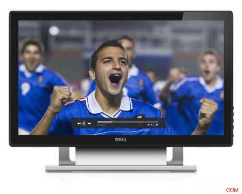 Dell 21.5″ 多点触摸高清屏,1920*1080,原价$479,使用折扣码后可减20%,现只要$383!