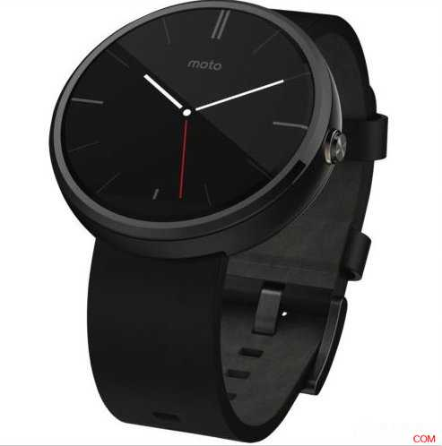 Motorola MOTO 360 智能手表,原价$319,使用折扣码后可减20%,现只要$264!