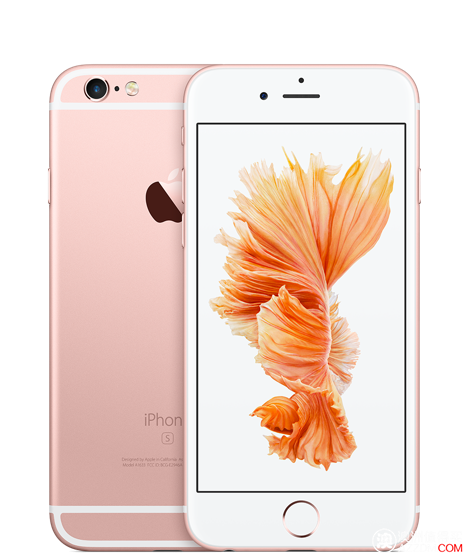 iPhone6s 64GB 玫瑰金,原价$1246