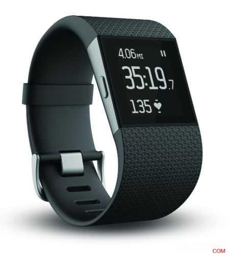 FitBit Surge 智能乐活全能运动手表,黑色,原价$346