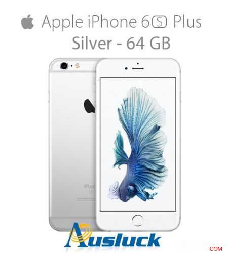 苹果 iPhone6S Plus 64G 银色版,只要$1279