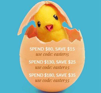 Scoopon 复活节满减活动:全网所有团购 最高可减$35!