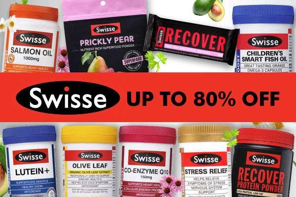 团购网站Scoopon Swisse 品牌商品特卖
