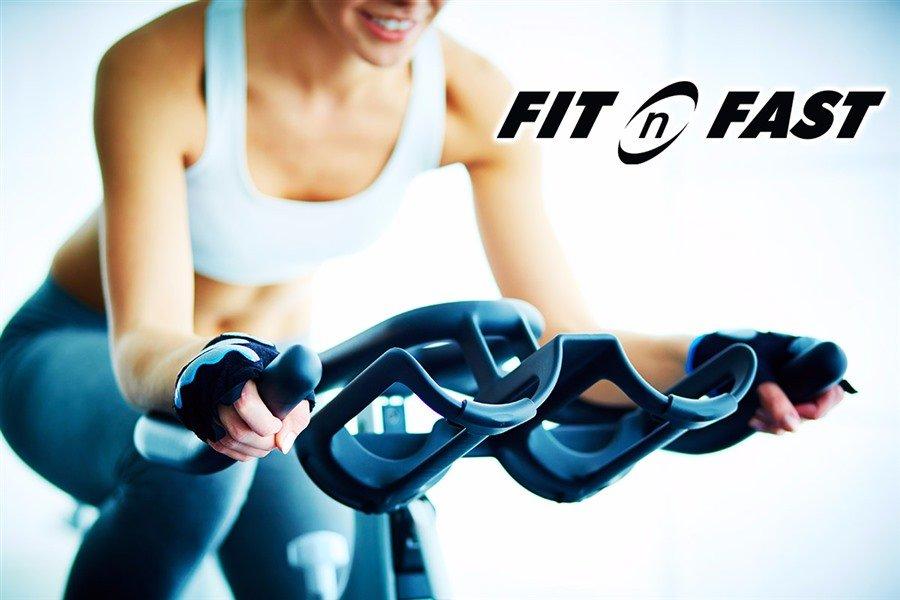 Fit & Fast 健身房 4周通行证只要 $10!