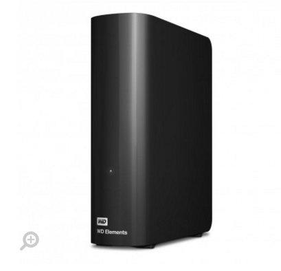 西部数据 WD Elements 5TB 外接硬盘