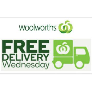 Woolworths Online 购物满$50 即可澳洲包邮!