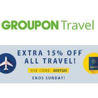 Groupon 所有旅行类团购