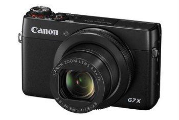 Cannon 佳能 PowerShot G7X 2020万有效像素微单 折后只要$505!