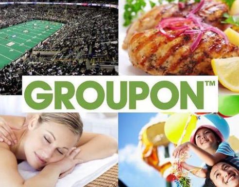 "Groupon ""Cyber Monday"" 活动:全场所有团购 额外9折优惠!"