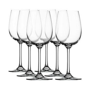 Stolzle Weinland系列白葡萄酒杯六只装 现价$44.95!