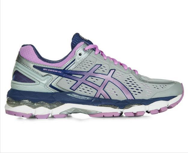 ASICS亚瑟士 GEL-Kayano 22女士跑鞋 $179.99!