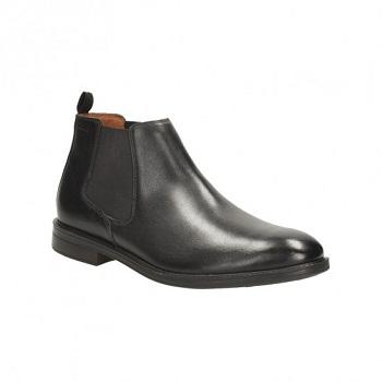 Clarks 男士切尔西短靴 特价$149.96!