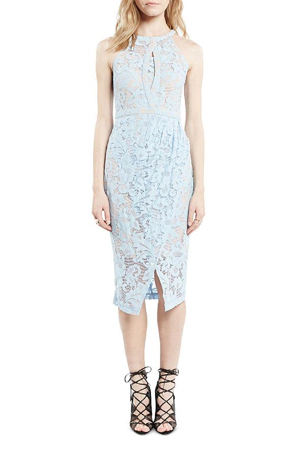 Cooper St Loveland蓝色蕾丝连衣裙 现价只要$100!