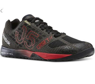 锐步 Reebok Crossfit Nano 5.0 男子训练鞋 折后只要$116.99!