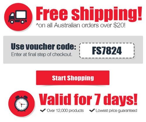 Chemist Warehouse 购物满$20 澳洲包邮!