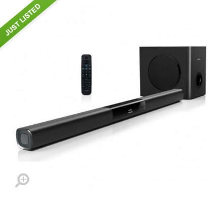 飞利浦(PHILIPS)无线蓝牙组合音响 eBay团购价只要$199!