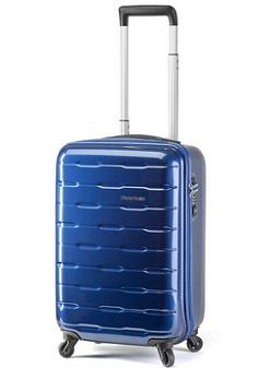 新秀丽 Spin Trunk 蓝色滑轮行李箱 折后只要$191.2!
