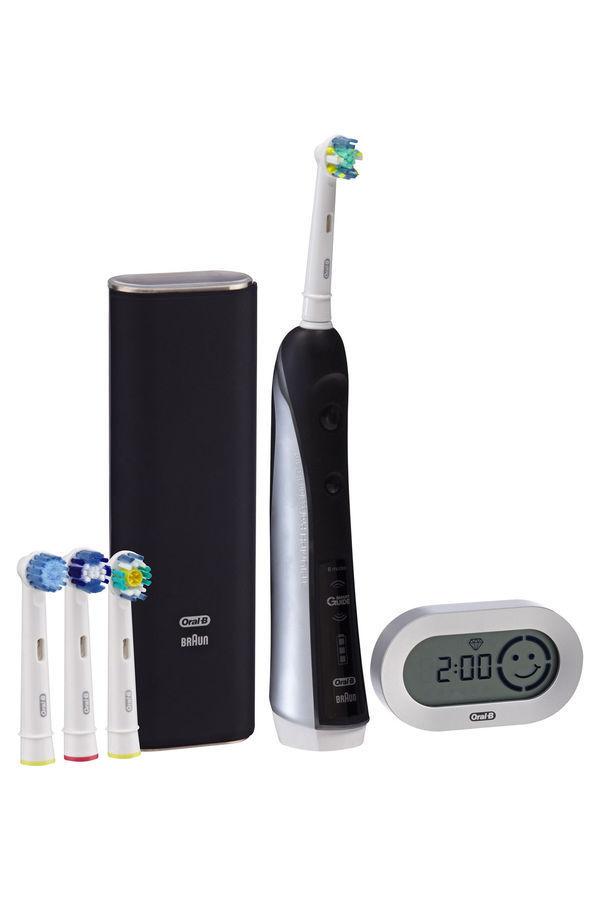 Oral-B IQ7000 专业护理电动牙刷套装 黑色 现价$199!
