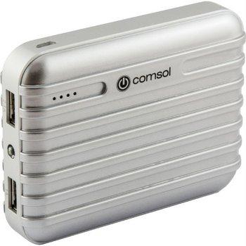Comsol 8800mAh 行李箱外形 充电宝$69.88!
