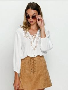 Mooloola 蕾丝衫  $29.00