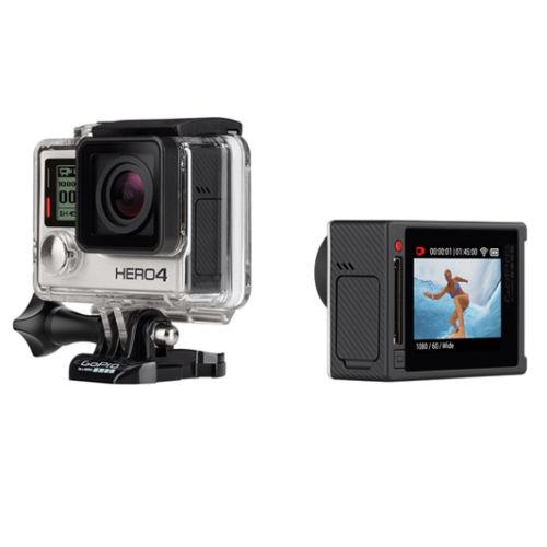 GoPro Hero4 运动相机 银色版 折后只要$466!