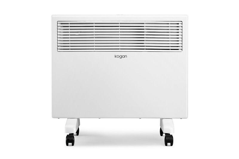Kogan 1000W 可移动电暖气 折后只要$58.65!