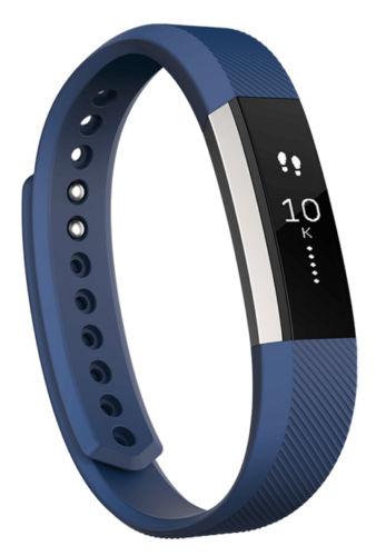 Fitbit Alta 智能健身手环经典款 蓝色 大号 折后只要$160!